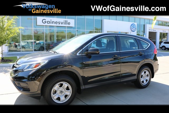 Honda Of Gainesville >> Pre Owned 2015 Honda Cr V Lx 4d Sport Utility In Gainesville