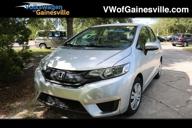 Honda Of Gainesville >> Pre Owned 2015 Honda Fit Lx Fwd 4d Hatchback