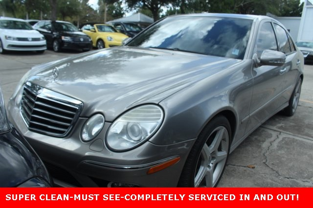 Pre Owned 2009 Mercedes Benz E Class E 350