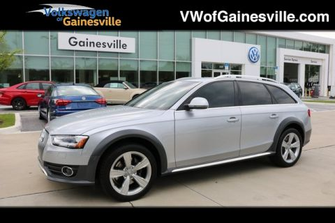 Pre-Owned 2015 Audi allroad 2.0T Premium Plus